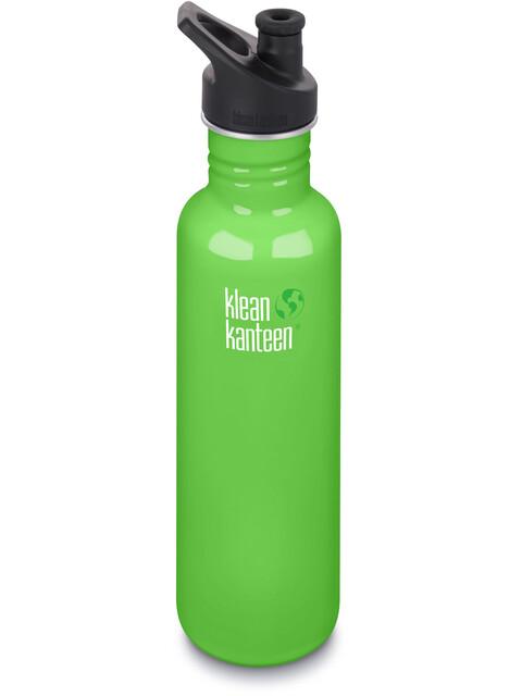 Klean Kanteen Classic Bottle Sport Cap 3.0 800ml Spring Green